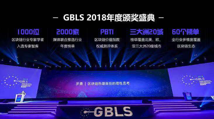 岳恒说携手GBLS全球无眠区块链行业领袖年终盛典 年度价值榜单即将揭晓-岳恒说