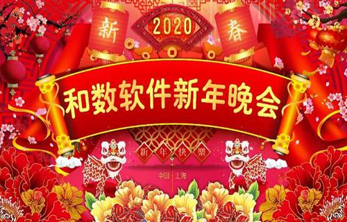 热烈祝贺和数软件2020新年晚会圆满成功!