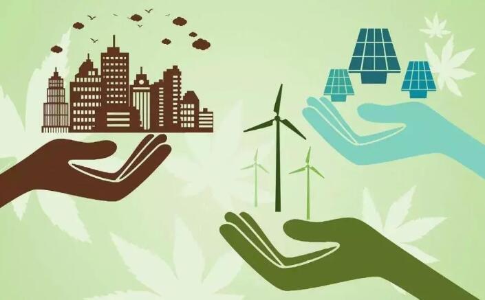 低碳数字城市和区块链:城市-社区-家庭